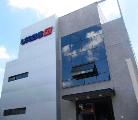 Nova sede URBS-RT